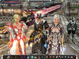Cabal Online game games mmo massive mulitplayer online role playing game