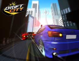 Drift City Gra Game Wyścigi Arcade Racer MMO