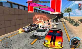 Drift City mmo racing game wyścigi racers