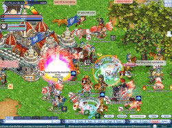Game RPG Goonzu Online Massive Mutiplayer Online Role Playing Game