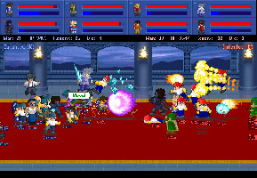 Little Fighter free fighter games for download gry do ściągnięcia za free